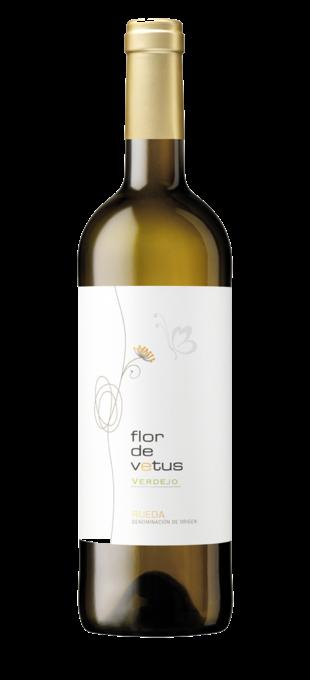 2017 VETUS Flor de Vetus Blanco