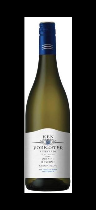 2017 FORRESTER VINEYARDS Old Vine Reserve Chenin Blanc
