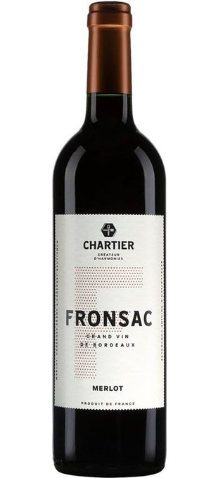 2012 CHARTIER CRÉATEUR D'HARMONIES Fronsac
