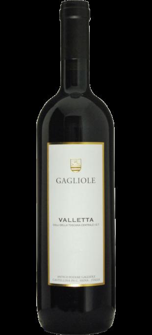 2012 GAGLIOLE Colli della Toscana Centrale Valletta