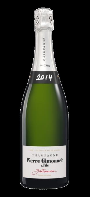 2012 PIERRE GIMONNET & FILS Champagne 1er cru Brut Gastronome