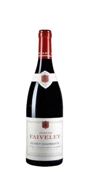 2014 FAIVELEY Gevrey Chambertin 1er Cru Lavaux St Jacques