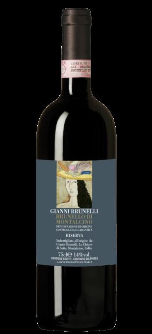 2013 GIANNI BRUNELLI Brunello di Montalcino Riserva