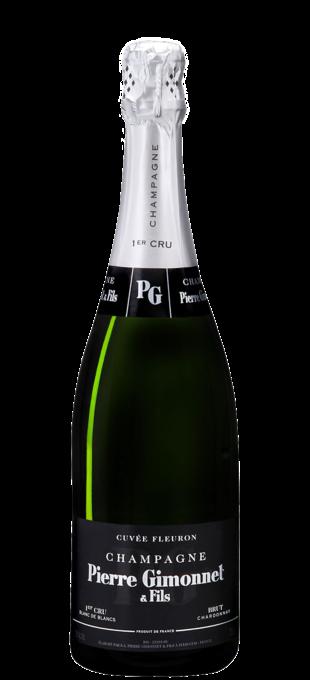 2009 PIERRE GIMONNET Champagne 1er cru Brut Fleuron