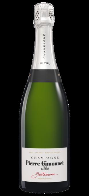 2014 PIERRE GIMONNET & FILS Champagne 1er cru Brut Gastronome