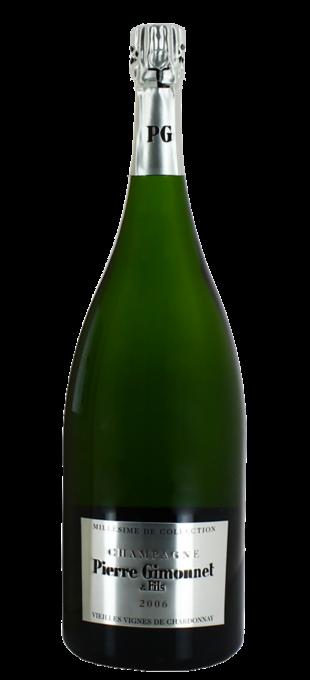 2006 PIERRE GIMONNET Cuvée Millésime de Collection Vieilles Vignes de Chardonnay