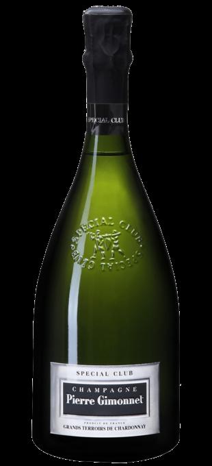 2012 PIERRE GIMONNET & FILS Special Club Brut 'Grand Terroirs de Chardonnay'