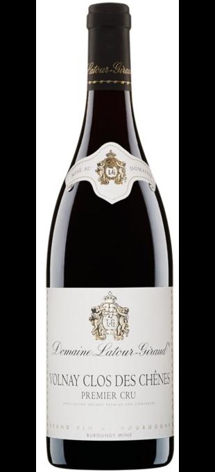 2012 LATOUR-GIRAUD Volnay 1er cru Clos des Chênes