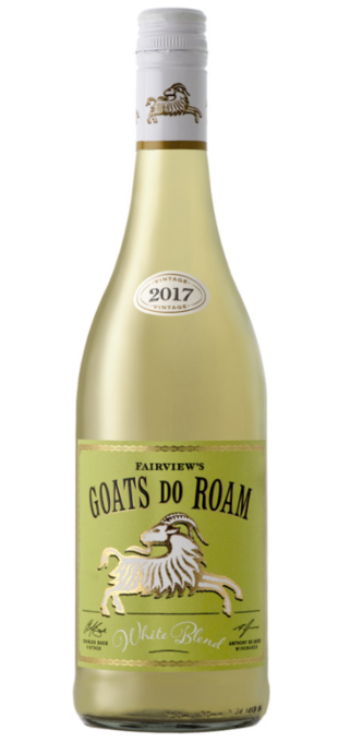 2016 Fairview wine Farm Goats Do Roam White
