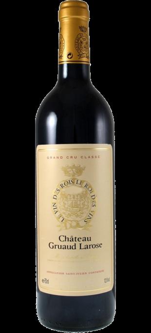 1982 COMPAGNIE MEDOCAINE DES GRANDS CRUS Château Gruaud-Larose Saint-Julien Grand cru classé