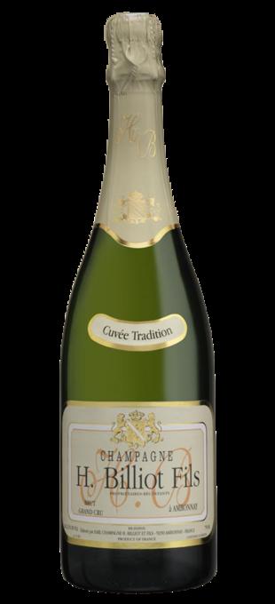 0 HENRI BILLIOT Champagne Grand cru