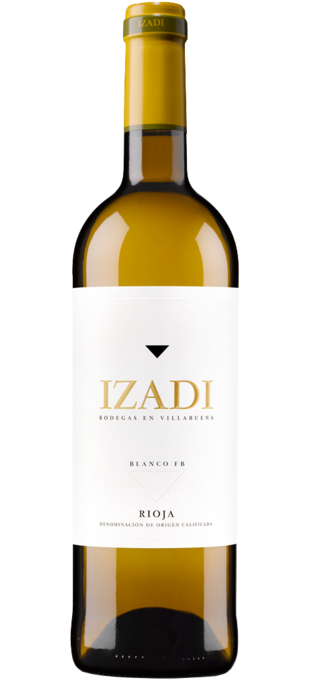 2017 IZADI Rioja Izadi Blanco
