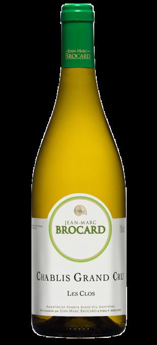 2014 JEAN-MARC BROCARD Chablis Grand Cru Les Clos