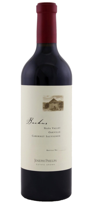 2014 JOSEPH PHELPS Cabernet Sauvignon Backus Vineyard