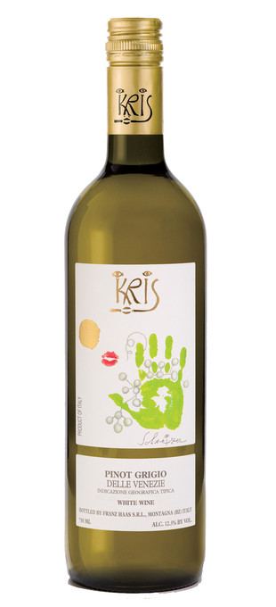 2014 KRIS WINES Pinot Grigio Delle Venezie IGT