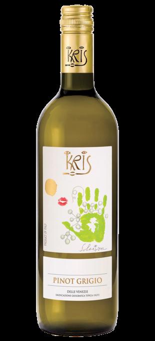 2015 KRIS WINES Pinot Grigio Delle Venezie IGT