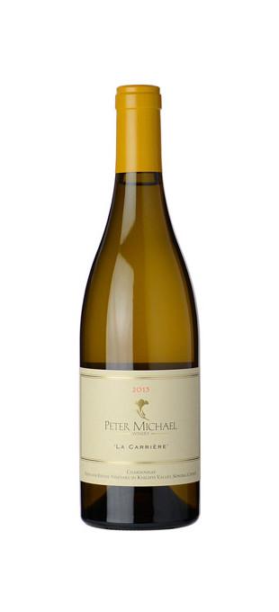 2015 PETER MICHAEL Chardonnay La Carrière