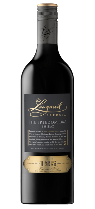 2014 LANGMEIL Shiraz The Freedom 1843