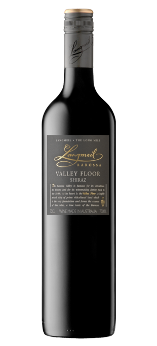 2011 LANGMEIL Valley Floor Shiraz