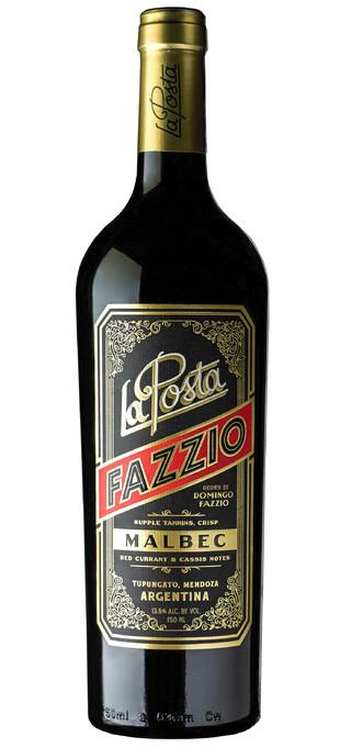 2017 LA POSTA Malbec Fazzio