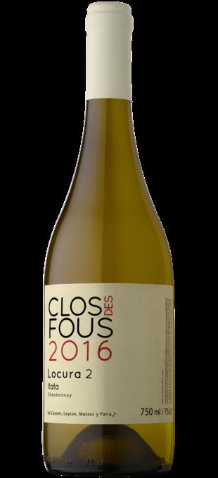 2016 CLOS DES FOUS Chardonnay Locura 2