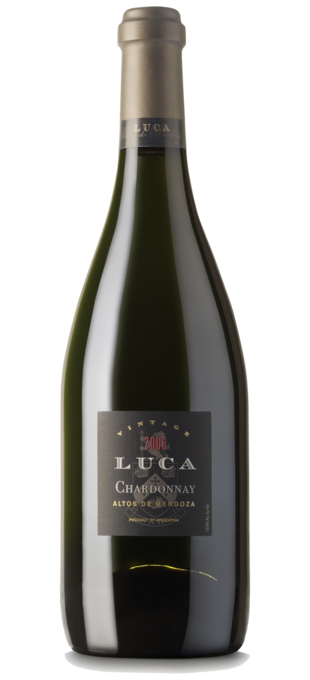 2015 LUCA Chardonnay