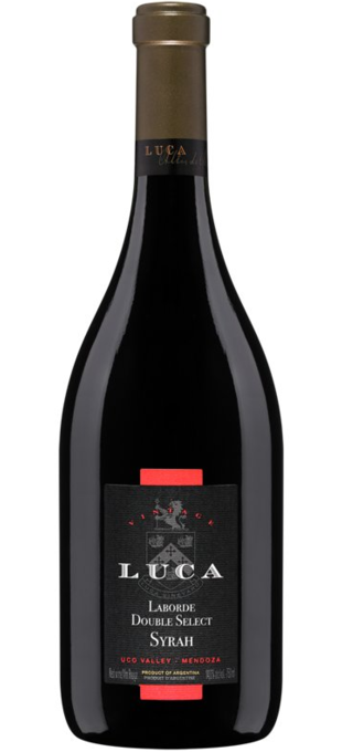 2016 LUCA Syrah Double Select