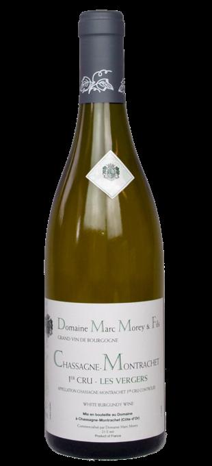2017 MARC MOREY Chassagne-Montrachet 1er cru Les Vergers