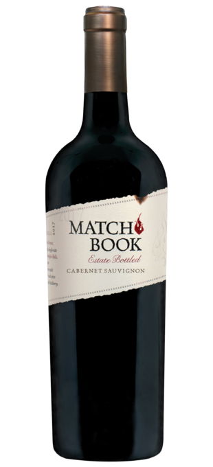 2017 MATCHBOOK WINES Cabernet Sauvignon