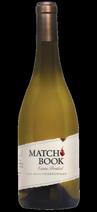 2017 MATCHBOOK WINES Chardonnay