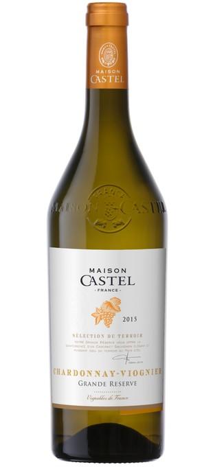 2017 MAISON CASTEL Grande Réserve Chardonnay-Viognier