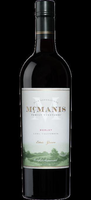 2017 MCMANIS Merlot