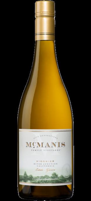 2017 MCMANIS Viognier