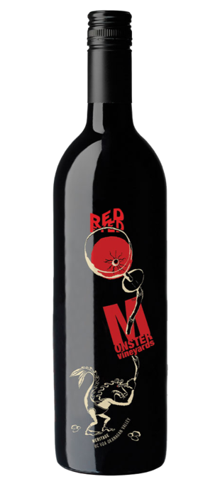 2016 MONSTER VINEYARDS Red Eyed