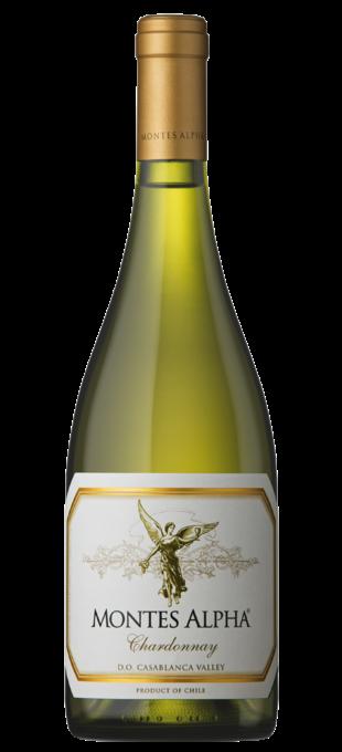 2014 MONTES Alpha Chardonnay