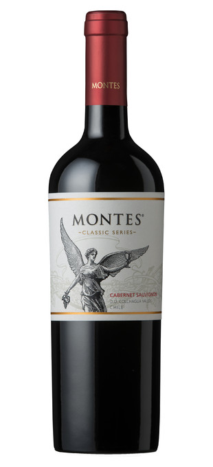 2015 MONTES Classic Series Cabernet Sauvignon