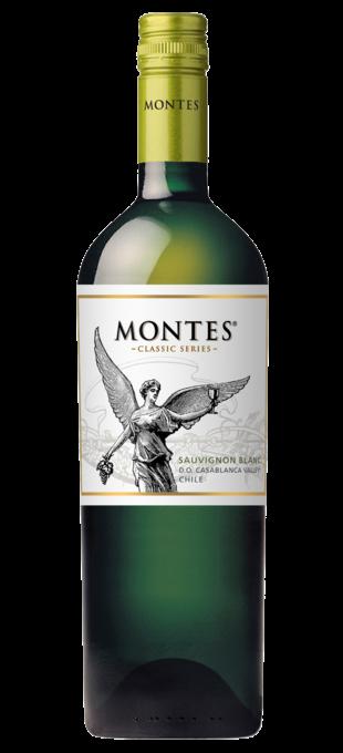 2017 MONTES Classic Series Sauvignon Blanc