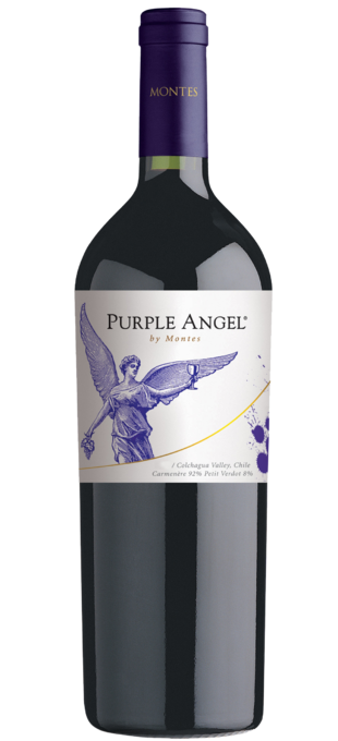 2014 MONTES Purple Angel