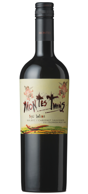 2015 MONTES Twins Red