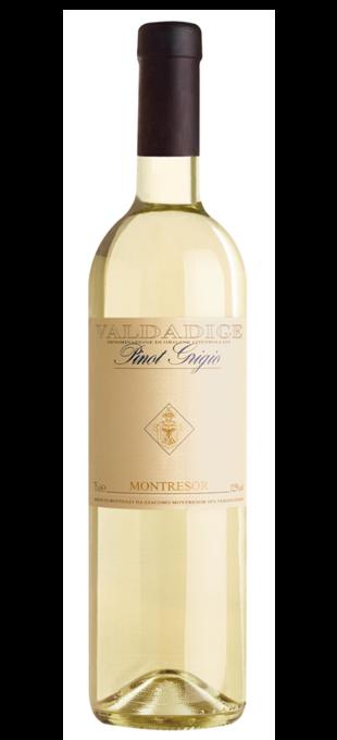 2015 MONTRESOR Pinot Grigio