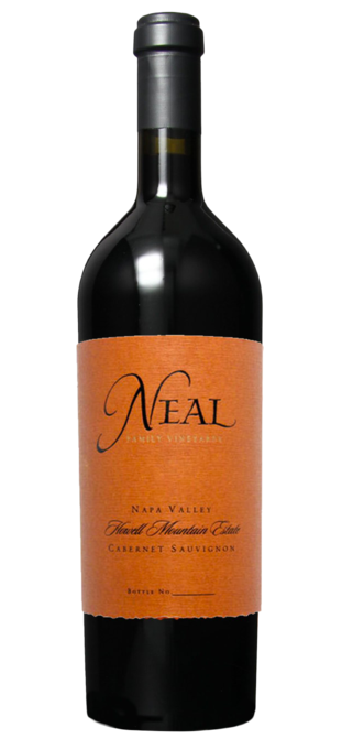 2007 NEAL FAMILY VINEYARDS Cabernet Sauvignon Cabernet Sauvignon Howell Mountain