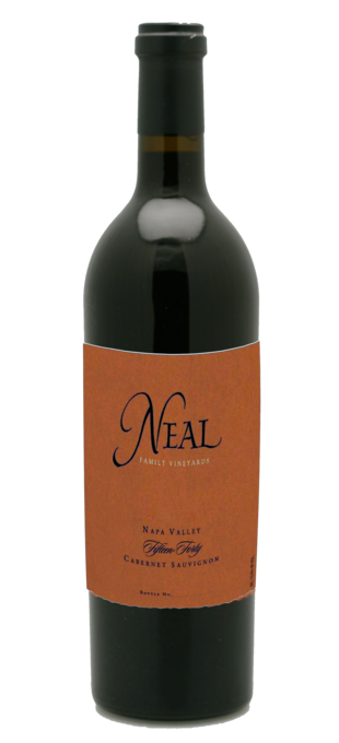 2006 NEAL FAMILY VINEYARDS Cabernet Sauvignon Fifteen-Forty