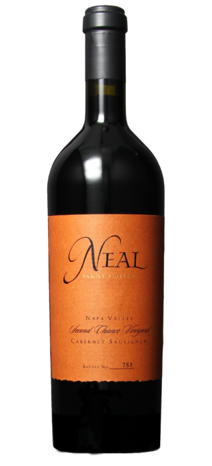 2006 NEAL FAMILY VINEYARDS Cabernet Sauvignon Second Chance Vineyard