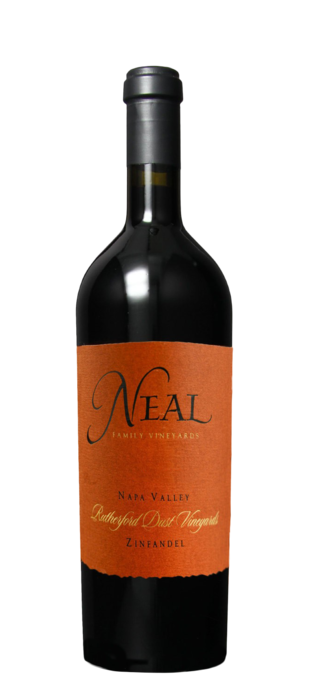 2012 NEAL FAMILY VINEYARDS Zinfandel Rutherford Dust