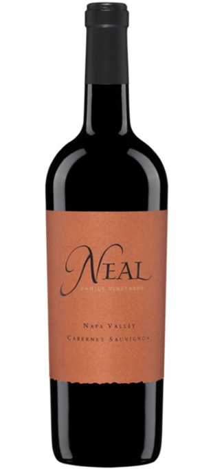 2012 NEAL FAMILY VINEYARDS Cabernet Sauvignon