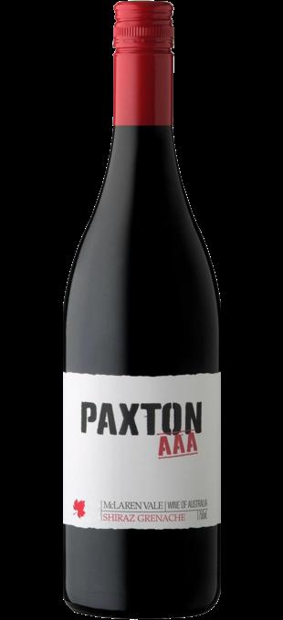 2013 PAXTON Shiraz Grenache AAA
