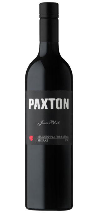 2010 PAXTON Shiraz Jones Block