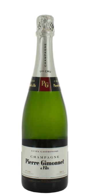 2010 PIERRE GIMONNET Champagne 1er cru Brut Gastronome