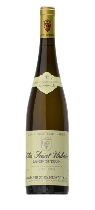 2001 ZIND-HUMBRECHT Pinot Gris Grand Cru Rangen de Thann Clos-Saint-Urbain