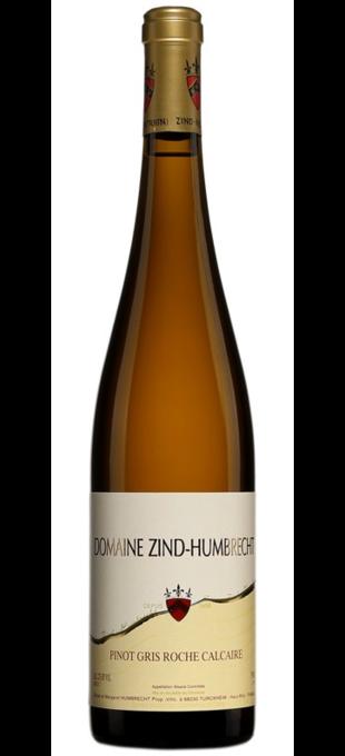 2016 ZIND-HUMBRECHT Pinot Gris Roche Calcaire